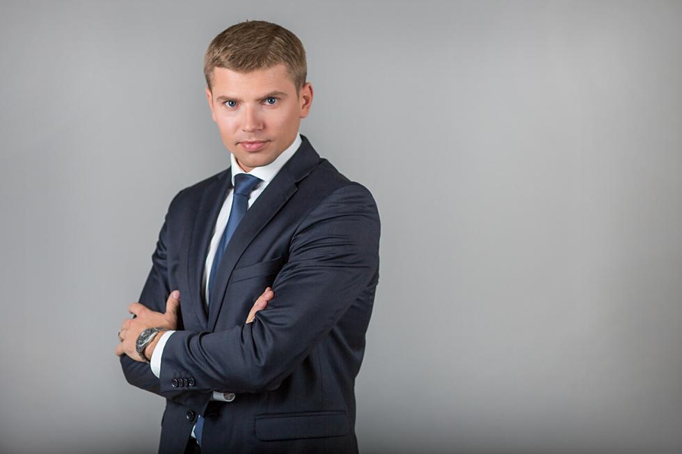 Advokatas Giedrius Mikalauskas