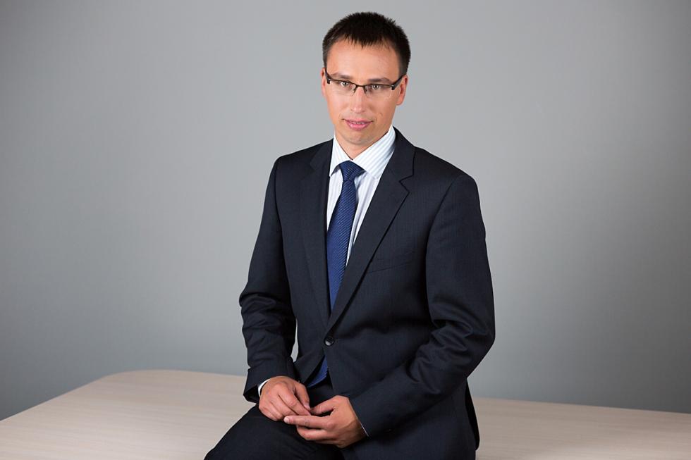 Advokatas Paulius Gutauskas
